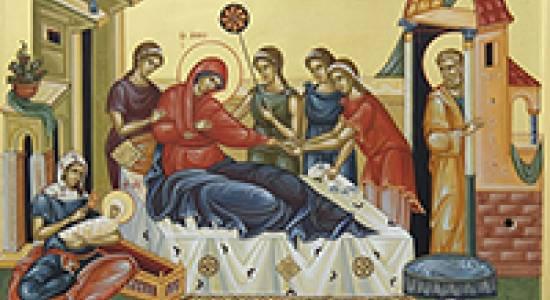 Рождество Пресвятой Богородицы (21.09 н.ст.)